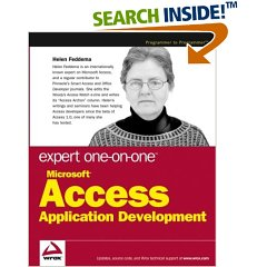 Access Application Development cover