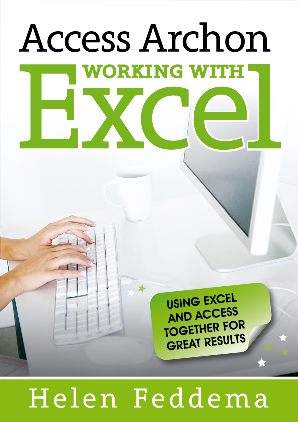 Working with Excel cover